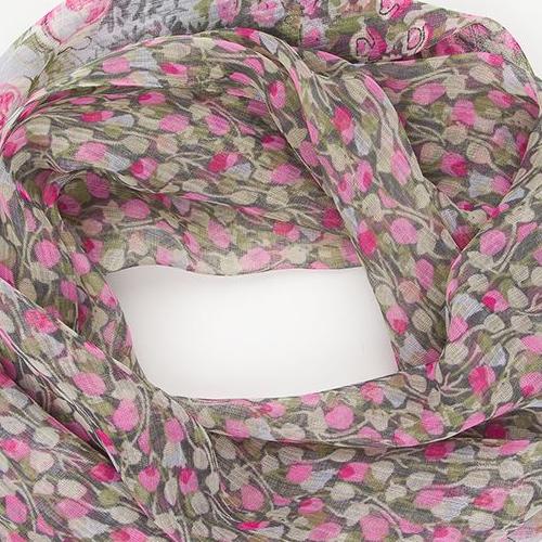Полиэстер шарф