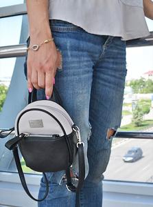 Миниатюрный рюкзак-трансформер